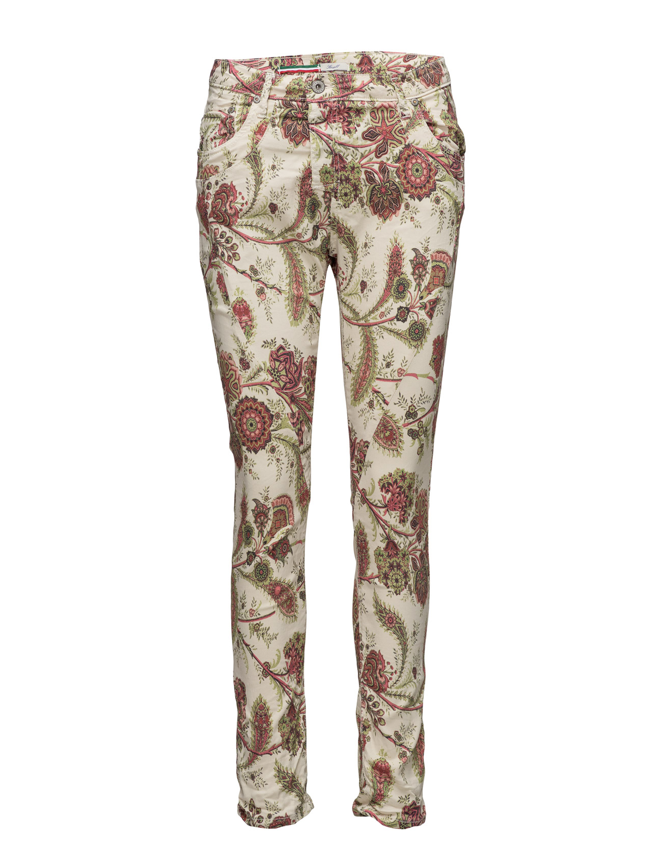 Fine Flap Paislay Forrest Please Jeans Skinny til Damer i
