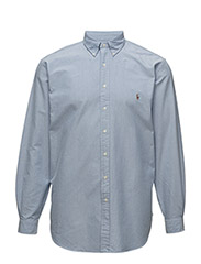 BT BD SPORTSHIRT PPC SP - BLUE