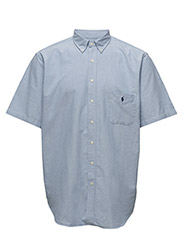 CLASSIC FIT OXFORD SHIRT - BSR BLUE