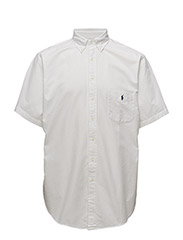 CLASSIC FIT OXFORD SHIRT - BSR WHITE