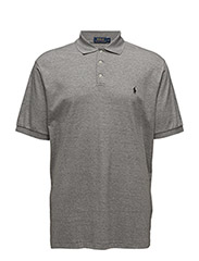 CLASSIC FIT SOFT-TOUCH POLO - HOMESTEAD HEATHER