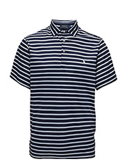 CLASSIC FIT SOFT-TOUCH POLO - NEWPORT NAVY MU