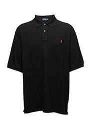 BT SS KC CLFIT PPC - POLO BLACK /RED