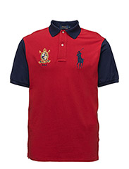 CLASSIC FIT BIG PONY POLO - RL 2000 RED/NEW