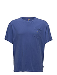 COTTON JERSEY POCKET T-SHIRT - LIBERTY