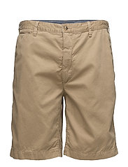 Classic Fit Chino Short - LUXURY TAN