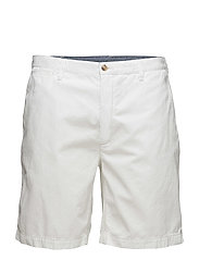 Classic Fit Chino Short - WHITE