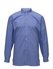 POPLIN OXFORD DRESS SHIRT - PERIWINKLE BLUE