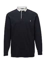 The Iconic Rugby Shirt - AVIATOR NAVY