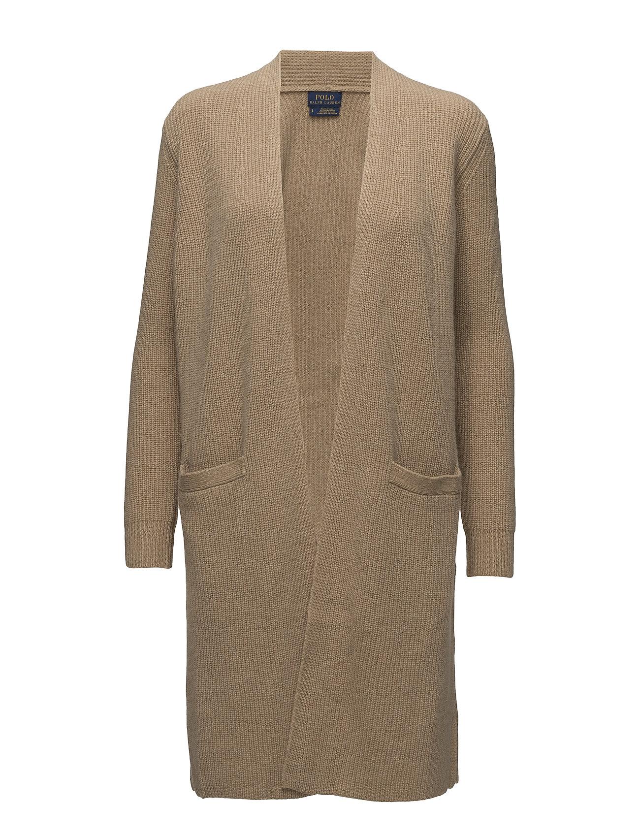 Wool-cashmere Cardigan (Camel Melange) (£175) - Polo Ralph Lauren ...