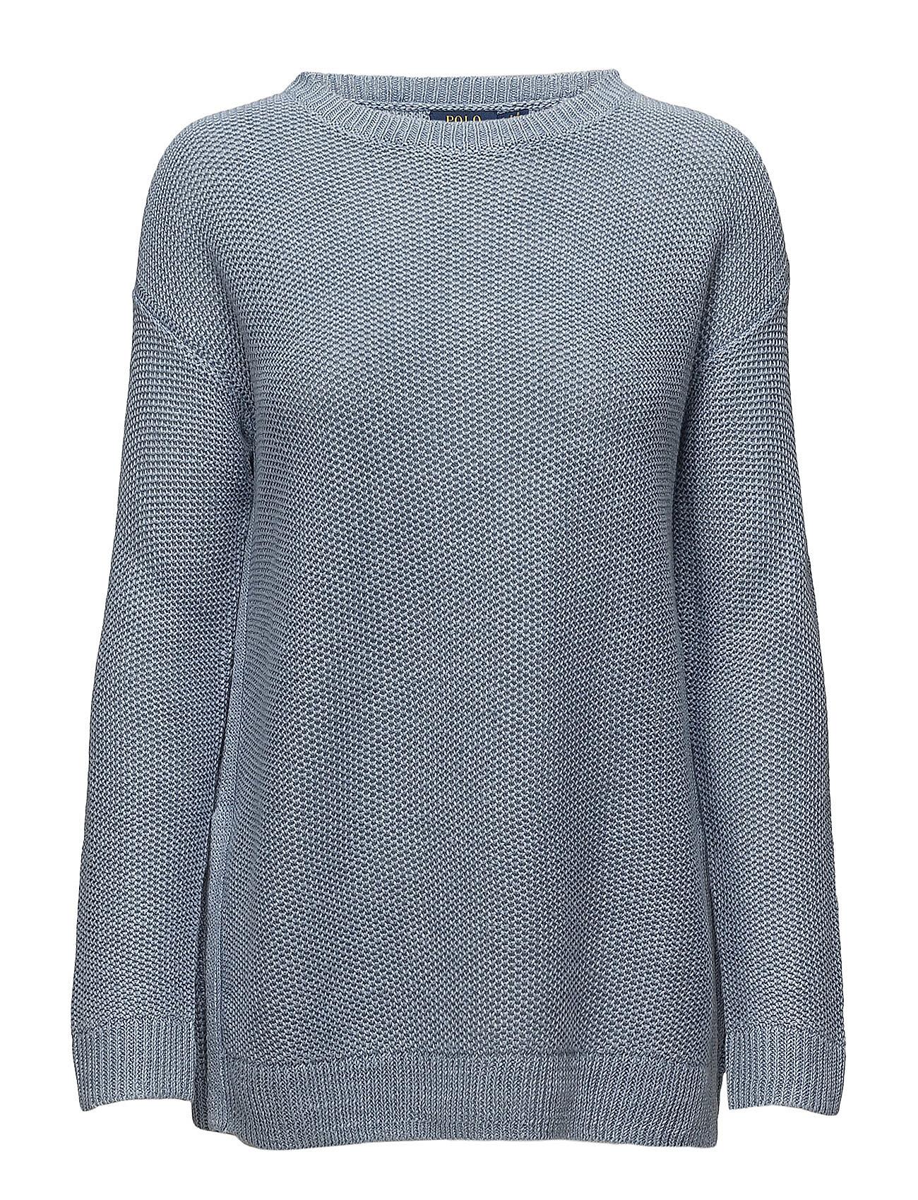 Polo Ralph Lauren Linen Crewneck Sweater