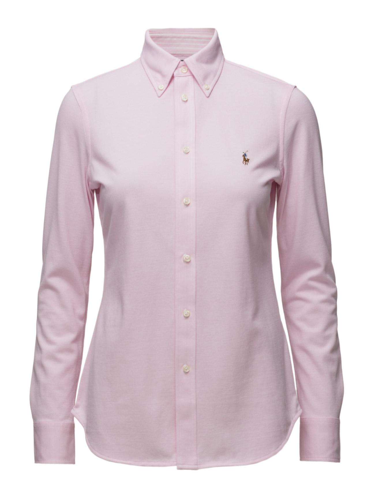 Polo Ralph Lauren Knit Cotton Oxford Shirt