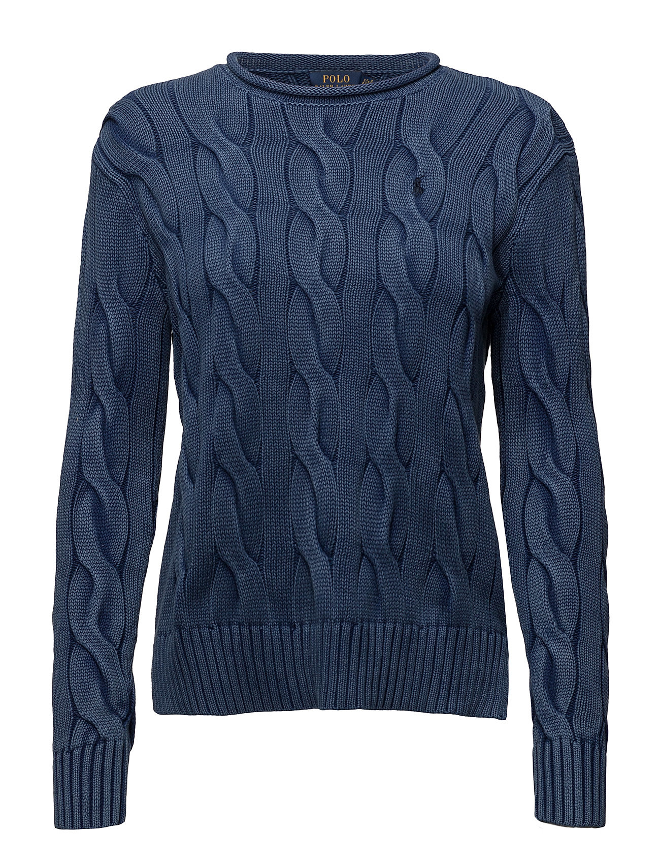 Polo Ralph Lauren Cable-Knit Rollneck Sweater