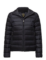 Packable Down Jacket - COLLECTION NAVY