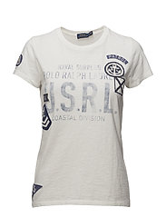 Patchwork Graphic T-Shirt - NEVIS
