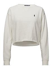 Cropped Fleece Sweatshirt - NEVIS