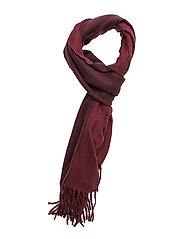 Reversible Wool Scarf - AGD WNE HTHR/FL B