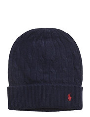 CLASSIC CABLE-CLASSIC CABLE HAT - BRIGHT NAVY
