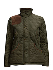 CHEPSTOW JKT COAT - LITCHFIELD OLIV