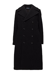 KARLIE COAT - POLO BLACK