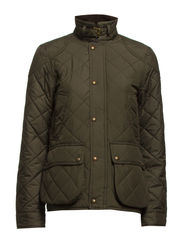 CADWELL COAT - LITCHFIELD OLIV