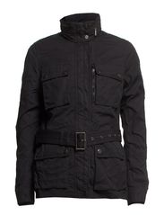 NORTHFIELD COAT - POLO BLACK