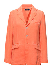 CLAREMONT JACKET - ISLAND CORAL