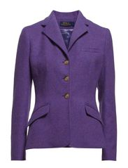 CUST RIDING JACKET - BRIDGTON PURPLE