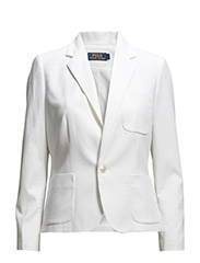 NEW BOY BLZR JACKET - WHITE