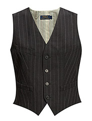 N BARTLY VEST - CHARCOAL MULTI