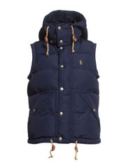 ELMWOOD VEST - AVIATOR NAVY