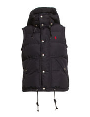 ELMWOOD VEST - POLO BLACK