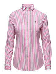 Striped Poplin Shirt - 303I SPRING PIN