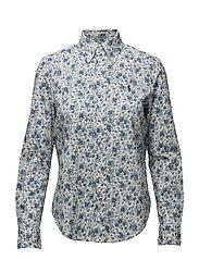 Boy Fit Floral-Print Shirt - MONICA FLORAL P