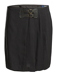 BROMLEY SKIRT - POLO BLACK