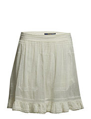 GEMMA SKIRT - ANTIQUE WHITE