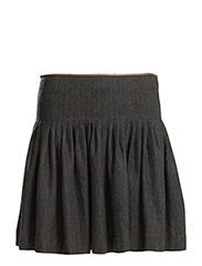 CLARISSA SKIRT - BLACK HAWK HEAT