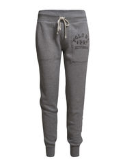 BRIT SKINNY PANT - AUTHENTIC HEATH