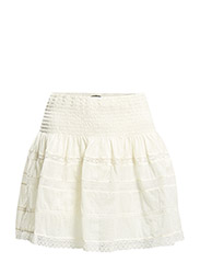 ODERA SKIRT - CLUBHOUSE CREAM