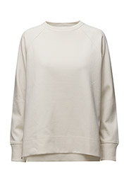 LS PO-LONG SLEEVE-KNIT - ESSEX CREAM
