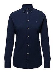 Slim Fit Oxford Shirt - EASTSIDE ROYAL