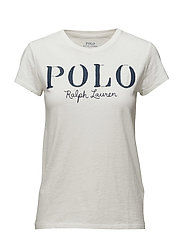 Cotton Jersey Polo Tee - NEVIS