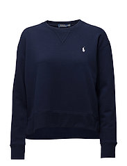 LS CN-LONG SLEEVE-KNIT - CRUISE NAVY
