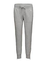 PANT W AK ZP-STRAIGHT-PANT - ANDOVER HEATHER
