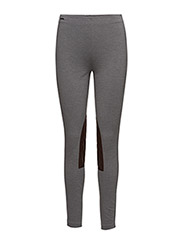 Jodhpur Stretch Skinny Pant - GRAVEL GREY HEATHER
