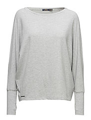 French Terry Pullover - SPRING HEATHER