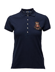 SLIM FIT POLO - CRUISE NAVY