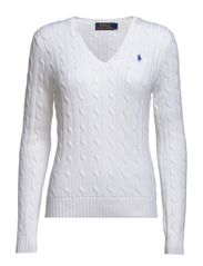 KIMBERLY PP LS VN SWT - WHITE