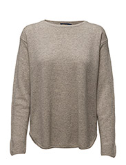 CN PO-LONG SLEEVE-SWEATER - REGENT HEATHER