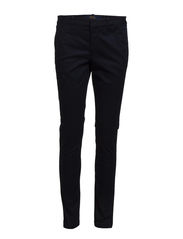 BROOKE SKINNY CHINO PANT - AVIATOR NAVY